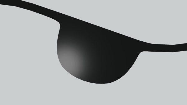 Eye patch 3d model